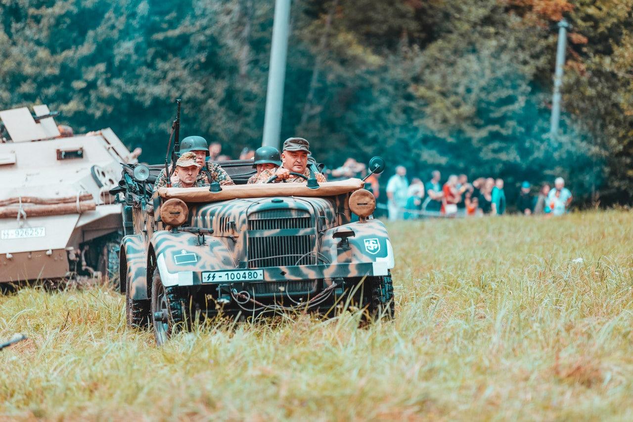 Partizánske boje - Partizan Rezort