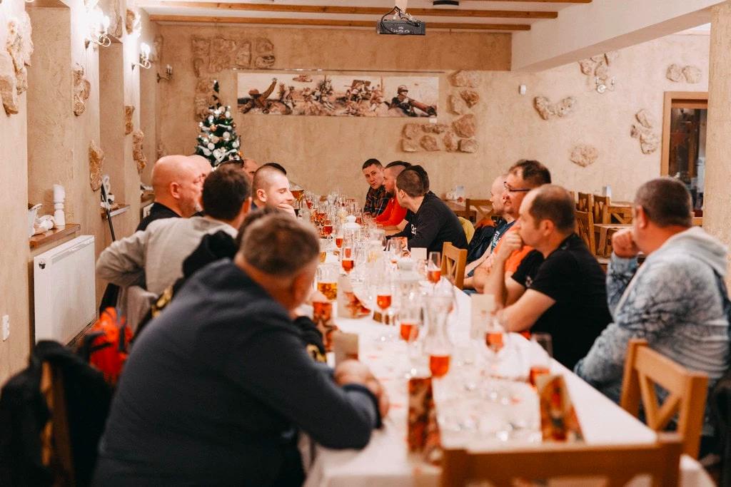 večierok vianočný